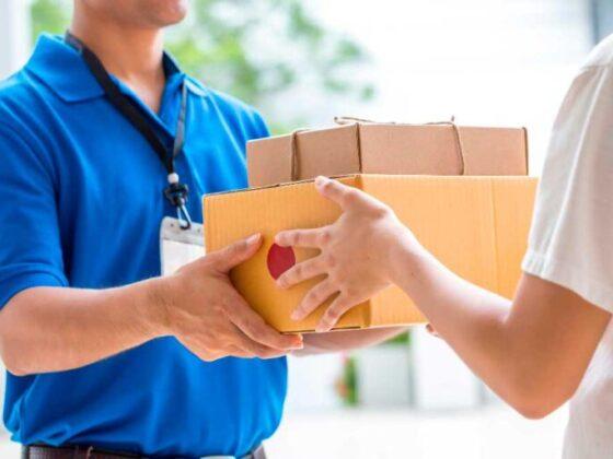 Как запустить службу доставки