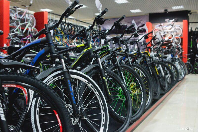 Как открыть магазин по продаже велосипедов