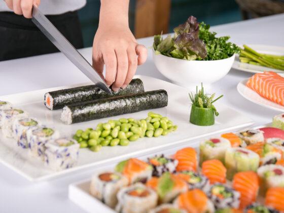 Доставка суши. Как открыть суши-ресторан с доставкой