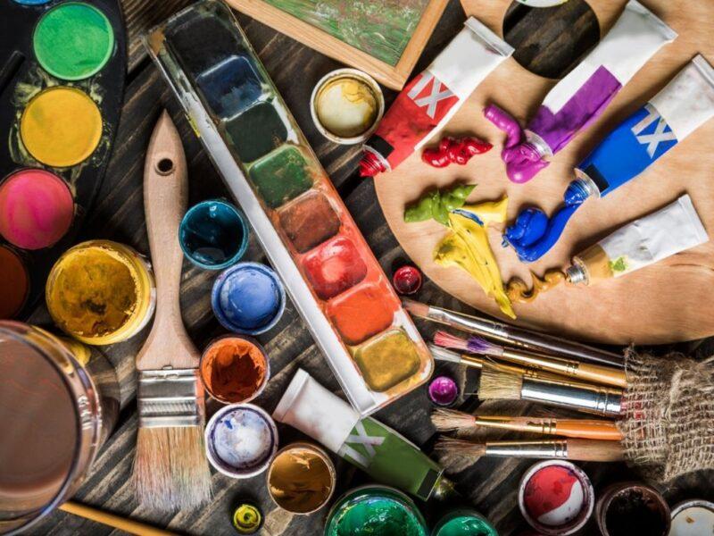 Как открыть магазин товаров для художников