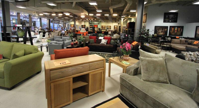 Как открыть мебельный магазин