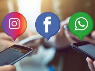 WhatsApp, Facebook и Instagram страдают от сбоев подключения по всему миру